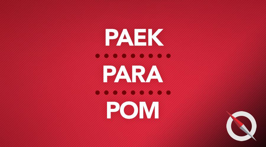 PAEK, PARA E POM